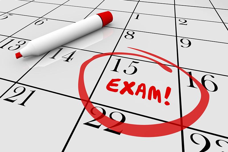 15 exam