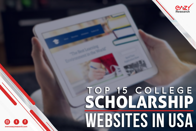 Top 15 College scholarship websites in USA